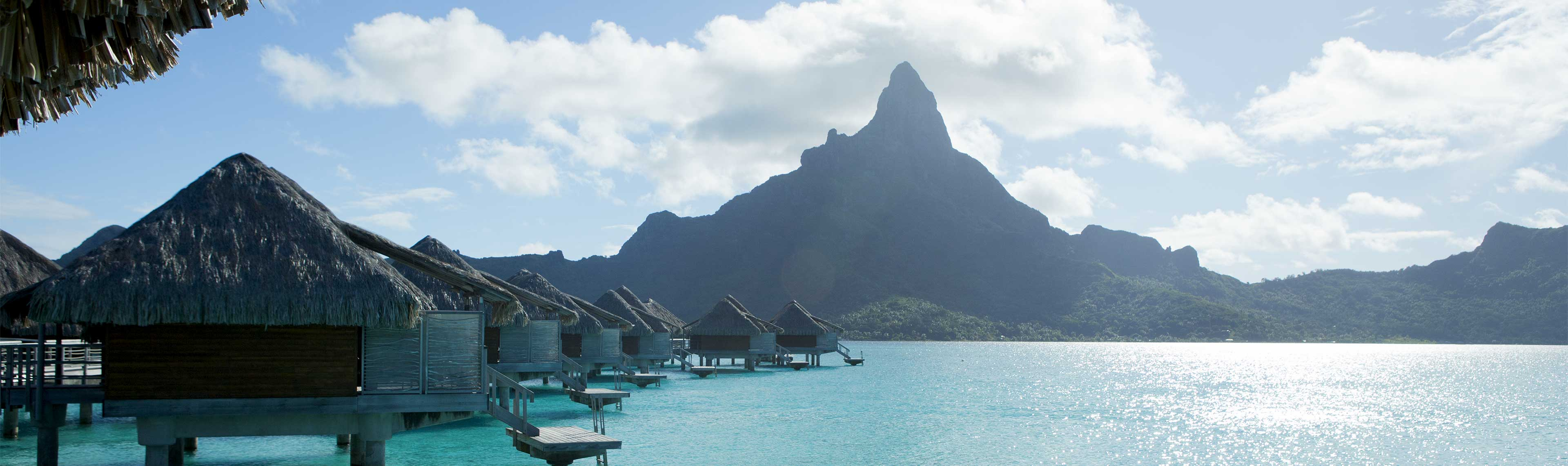 flights to bora bora