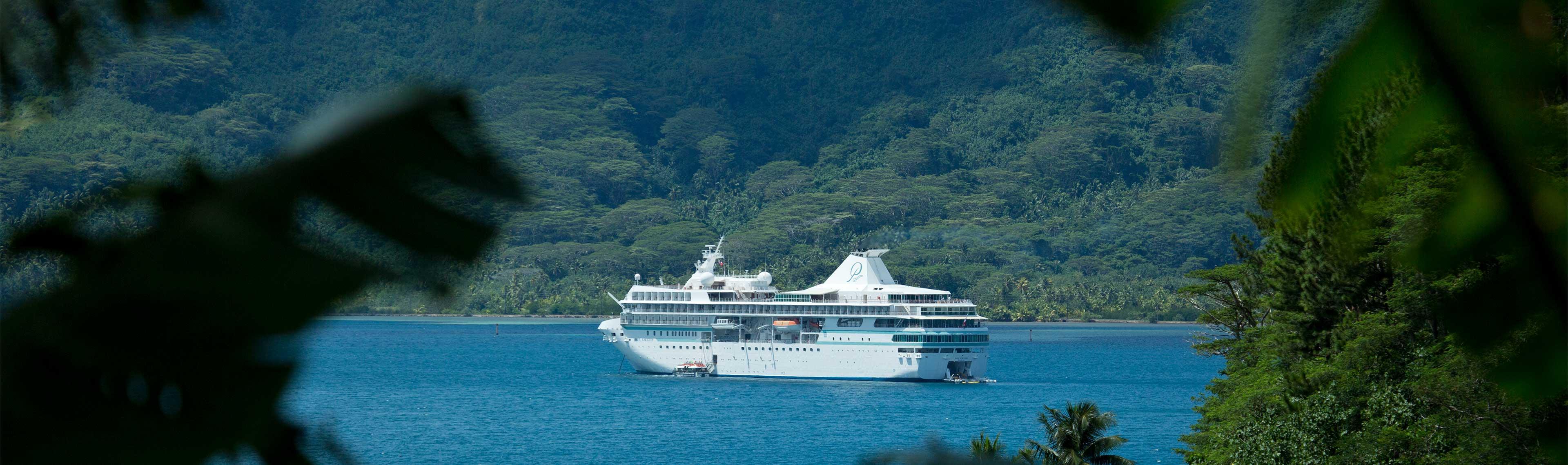 tahiti cruises