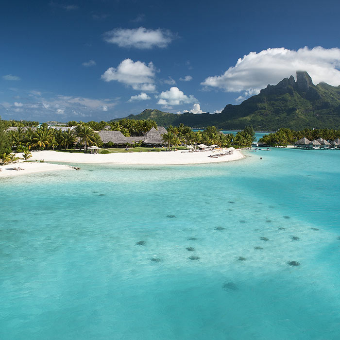 """Special Offer"" Bora Bora – St Regis Bora Bora Resort – 7 nights"