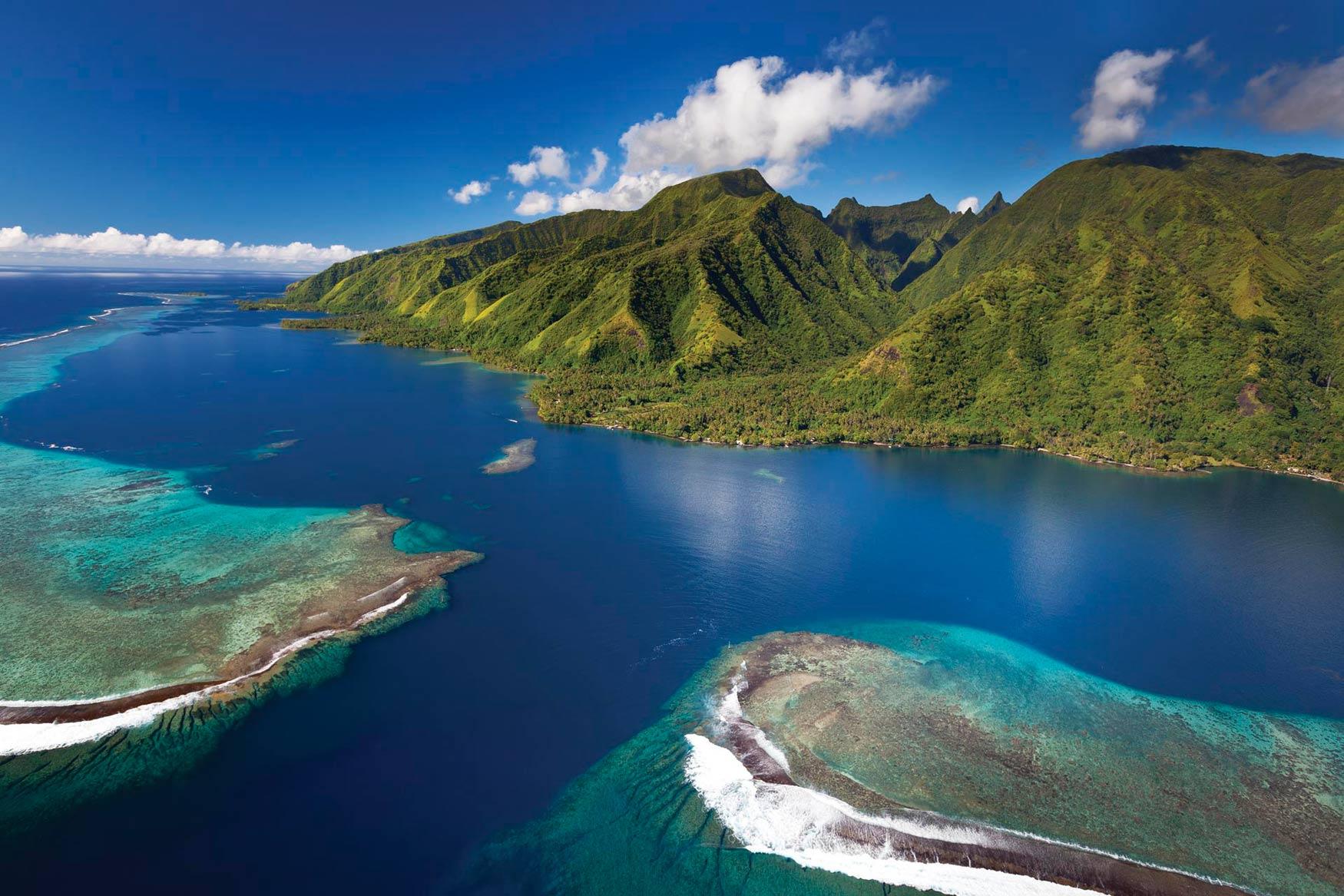 Hiking In Tahiti Amp Moorea A Hiker S Paradise