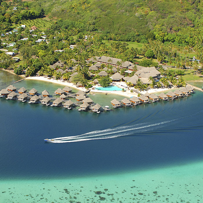 """Special Offer"" Manava Beach Resort & Spa Moorea – 7 Nights Package"