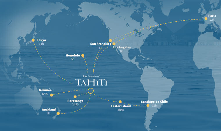 Tahiti On A Map where is tahiti map | Tahiti Tourisme Tahiti On A Map