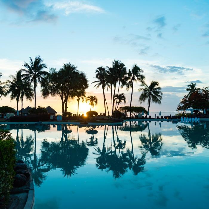 TAHITI IA ORA BEACH RESORT BY SOFITEL – 5 NIGHTS